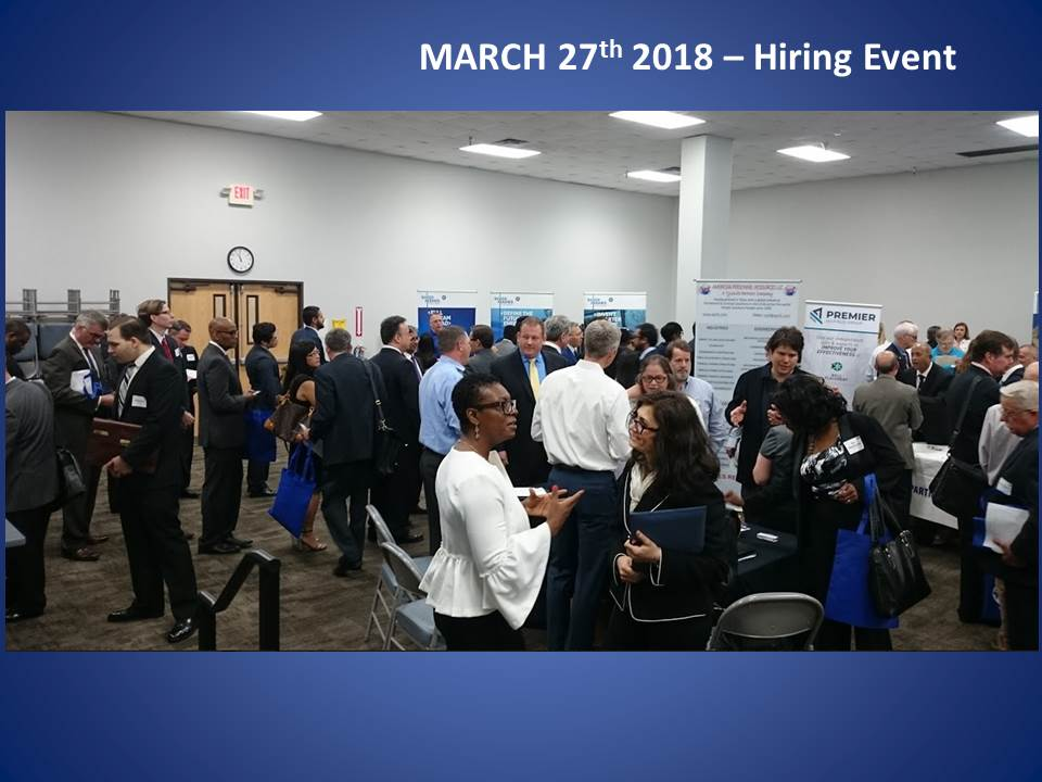 Pic of March 2018_Hiring Event